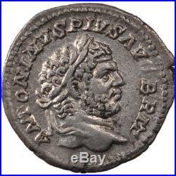Monnaies antiques, Caracalla, Denier, Cohen 104 #60512