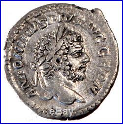 Monnaies antiques, Caracalla, Denier, Cohen 167 #61468
