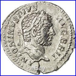 Monnaies antiques, Caracalla, Denier, Cohen 196 #65928