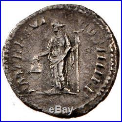 Monnaies antiques, Caracalla, Denier, Cohen 224 #61201
