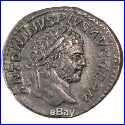 Monnaies antiques, Caracalla, Denier, Cohen 302 #61499