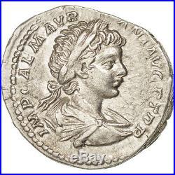 Monnaies antiques, Caracalla, Denier, Rome, Cohen 159 #45835