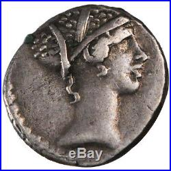 Monnaies antiques, Carisia, Denier #64575