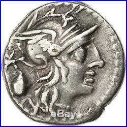 Monnaies antiques, Cassia, Denier, Babelon 1 (Cassia) #32735