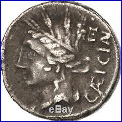 Monnaies antiques, Cassia, Denier, Rome, RBW 1176 #37378