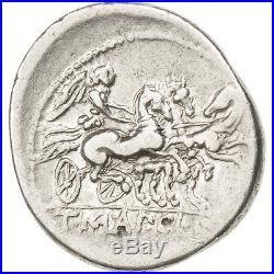 Monnaies antiques, Claudia, Denier #65241