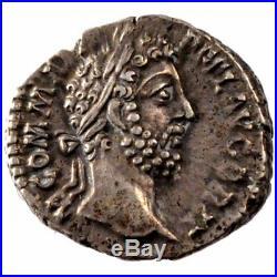 Monnaies antiques, Commode, Denier, Cohen 966 #61096