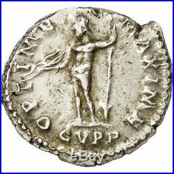 Monnaies antiques, Commode, Denier, Rome, TTB+, Argent, RIC192 #508347