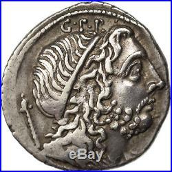 Monnaies antiques, Cornelia, Denier #64590