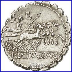 Monnaies antiques, Cornelia, Denier serratus, Rome, RBW 1154 #36868