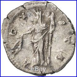 Monnaies antiques, Diva Faustina (141), denier, Cohen 78 #66541