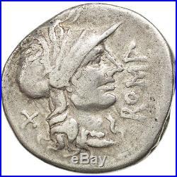 Monnaies antiques, Domitia, Denier #64637