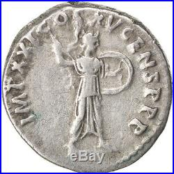 Monnaies antiques, Domitien (81-96), Denier, RIC 719 #67427