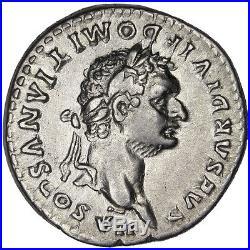 Monnaies antiques, Domitien, Denier #31755