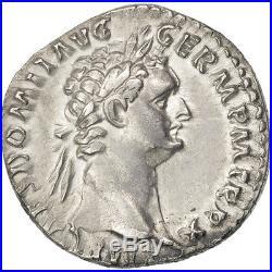 Monnaies antiques, Domitien, Denier, RIC 719 #32957