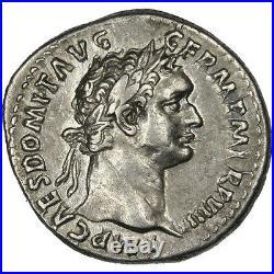 Monnaies antiques, Domitien, Denier, Rome, RIC 720 #31213