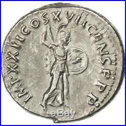 Monnaies antiques, Domitien, Denier, Rome, RIC 787 #33991