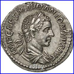 Monnaies antiques, Elagabale, Denier, RIC 140 #43970