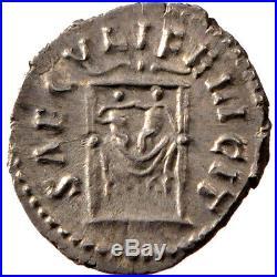 Monnaies antiques, Faustine, Denier #61046