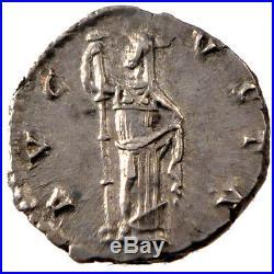 Monnaies antiques, Faustine, Denier, Cohen 104 #61047