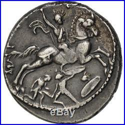 Monnaies antiques, Fonteia, Denier #64589