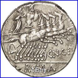 Monnaies antiques, Gellia, Denier, Rome, RBW 962 #37939