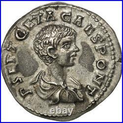 Monnaies antiques, Geta, Denier, Laodicée, RIC 101 #35112