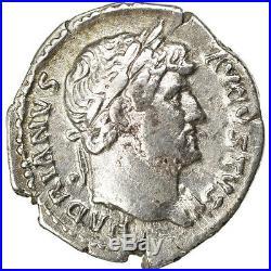 Monnaies antiques, Hadrien (117-138), Denier, Cohen 394, RIC. 179 #66817