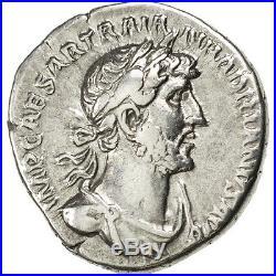 Monnaies antiques, Hadrien, Denier, Cohen 113 #64380