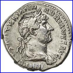 Monnaies antiques, Hadrien, Denier, Cohen 902 #64399
