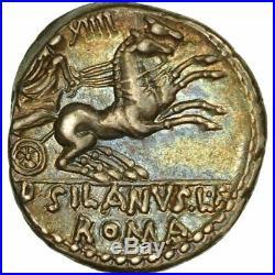 Monnaies antiques, Junia, Denier, Rome, SUP, Argent, Crawford337/3 #508550