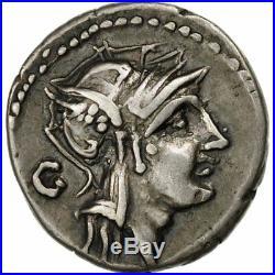 Monnaies antiques, Junia, Denier, Rome, TTB+, Argent, Crawford337/3 #508546