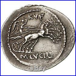 Monnaies antiques, Lucilia, Denier, RCV 202 #43732