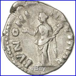Monnaies antiques, Lucille (182), Denier, Cohen 38 #66609