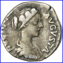 Monnaies antiques, Lucille (182), Denier, Cohen 89 #66610