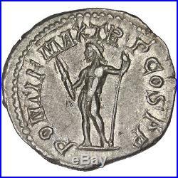 Monnaies antiques, Macrin, Denier #31762