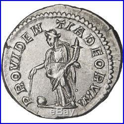 Monnaies antiques, Macrin, Denier #31765