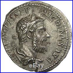 Monnaies antiques, Macrin, Denier, Cohen 33 #30362