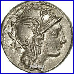 Monnaies antiques, Mallia, Denier, Rome, SPL, Argent, Crawford299/1a #508553