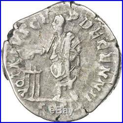 Monnaies antiques, Marc Aurèle (161-180), Denier, Cohen 1036 #66642