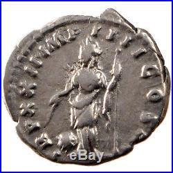 Monnaies antiques, Marc Aurèle, Denier, Cohen 890 #60805