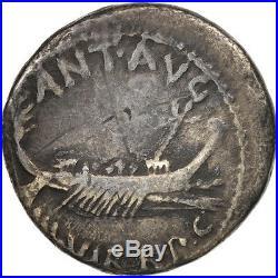 Monnaies antiques, Marcus Antonius, Denier, 32-31, Roma, TB+, Argent #417331