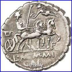 Monnaies antiques, Memmia, Denier #64632