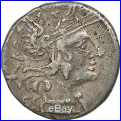 Monnaies antiques, Minucia, Denier #64631