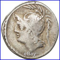 Monnaies antiques, Minucia, Denier #64634