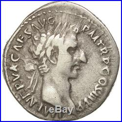 Monnaies antiques, Nerva, Denier, Rome, RIC 16 #38731