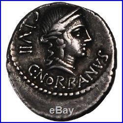 Monnaies antiques, Norbana, Denier #64574