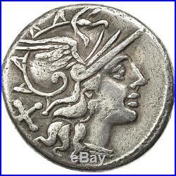 Monnaies antiques, Pinaria, Denier #64647