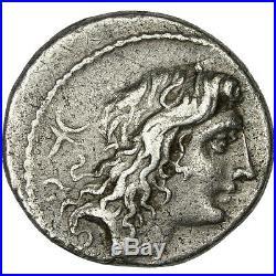 Monnaies antiques, Plaetoria, Denier #31092