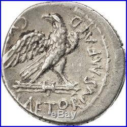Monnaies antiques, Plaetoria, Denier #64648